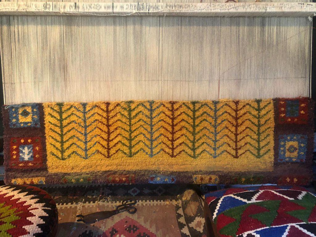 トルコ織り機2