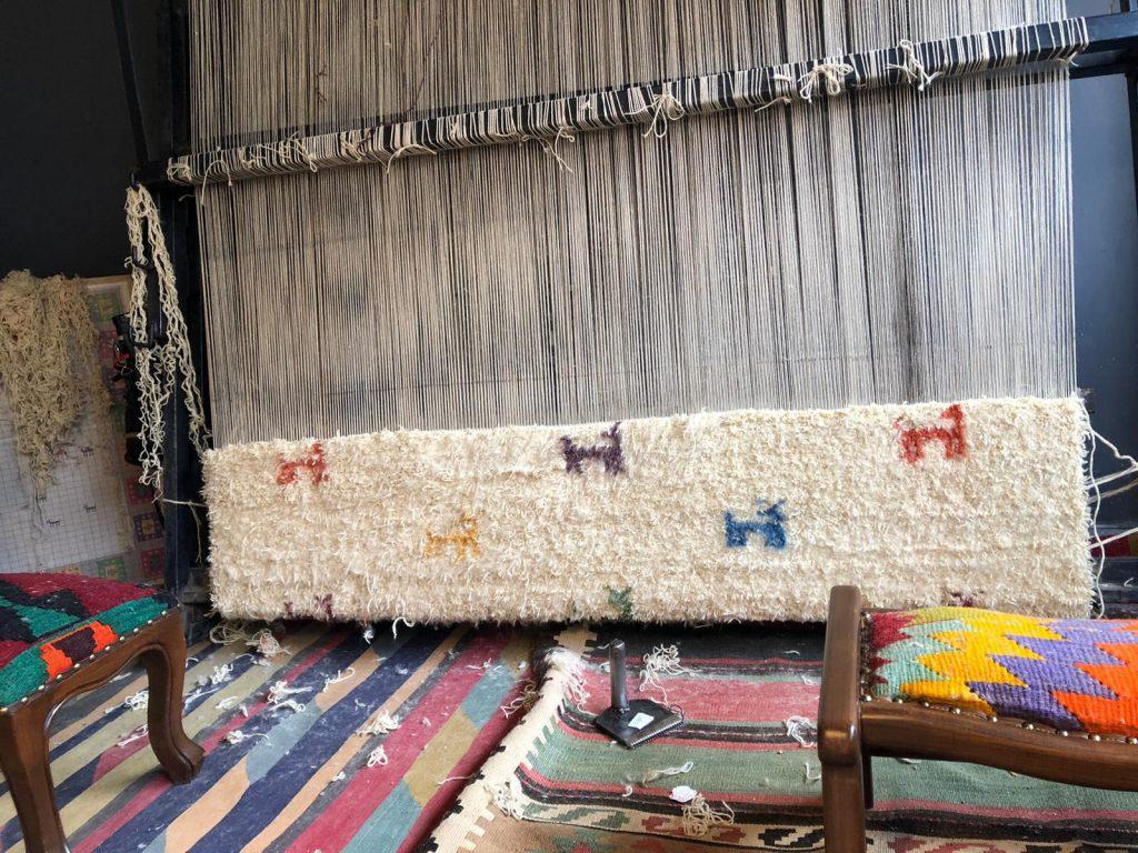 トルコ織り機