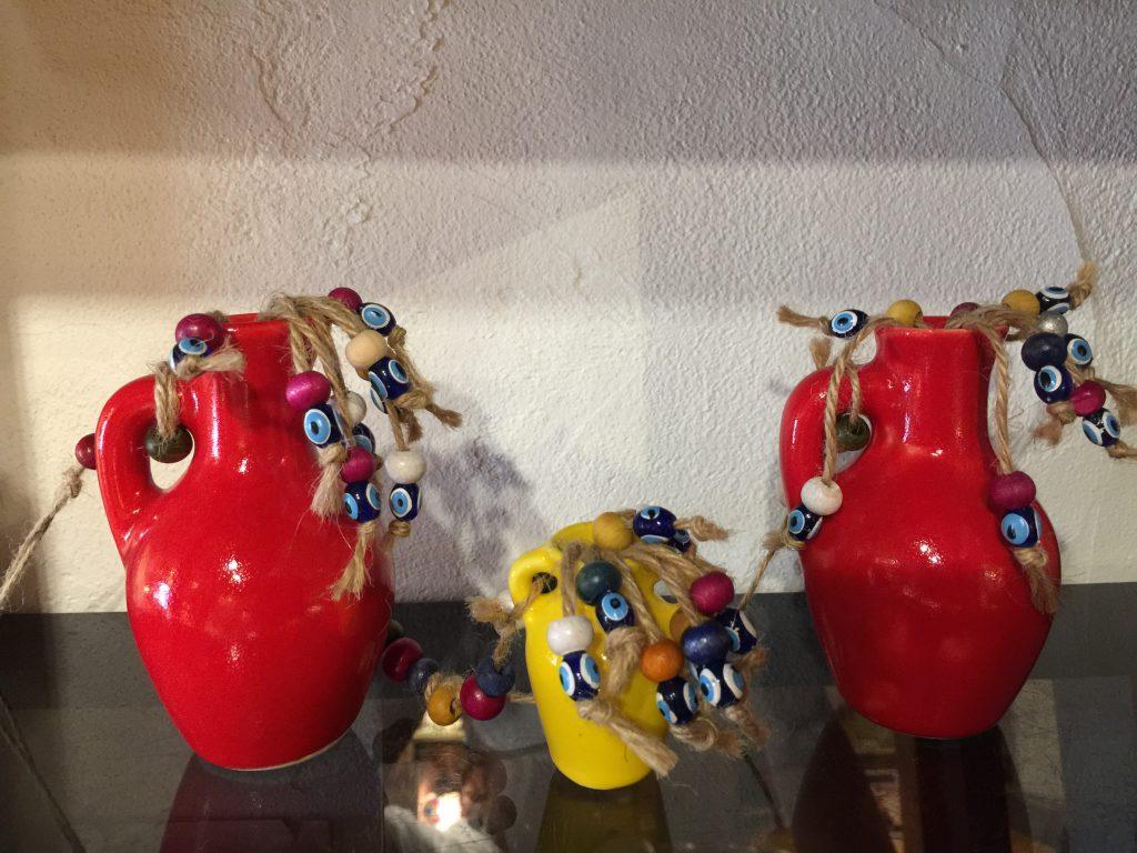 トルコ,陶器,インテリア,飾り物,ナザール,可愛い,綺麗,美しい,静岡,呉服町,パシャ,アートライン