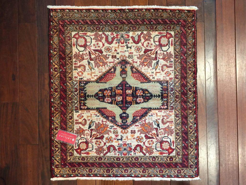 イラン  バルーチ絨毯  82×72