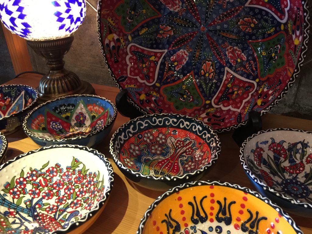 トルコ陶器,美しい,癒し,感動,静岡,呉服町,パシャ,アートライン
