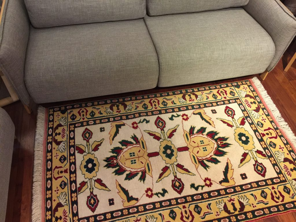 敷物,絨毯,ラグ,手織り,トルコ,ウシャク,絨毯,かわいい,綺麗,静岡市,呉服町,パシャ,アートライン