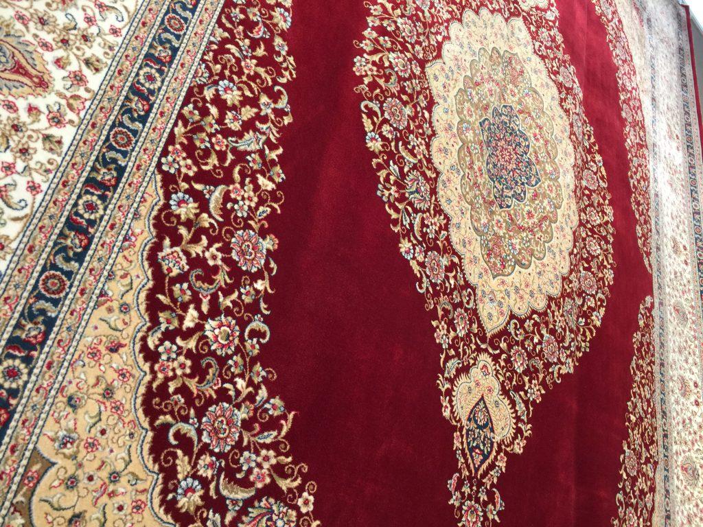 グランデシルク絨毯  170×240