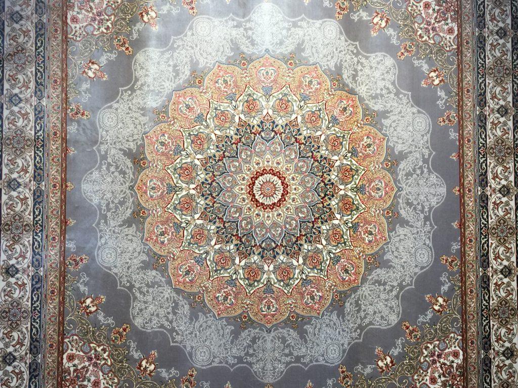 グランデシルク絨毯  240×170