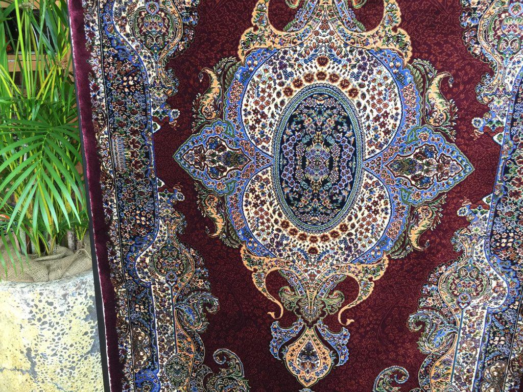 グランデシルク絨毯,トルコ,絨毯,バンブー,バンブーシルク,美しい,エレガント,お気軽