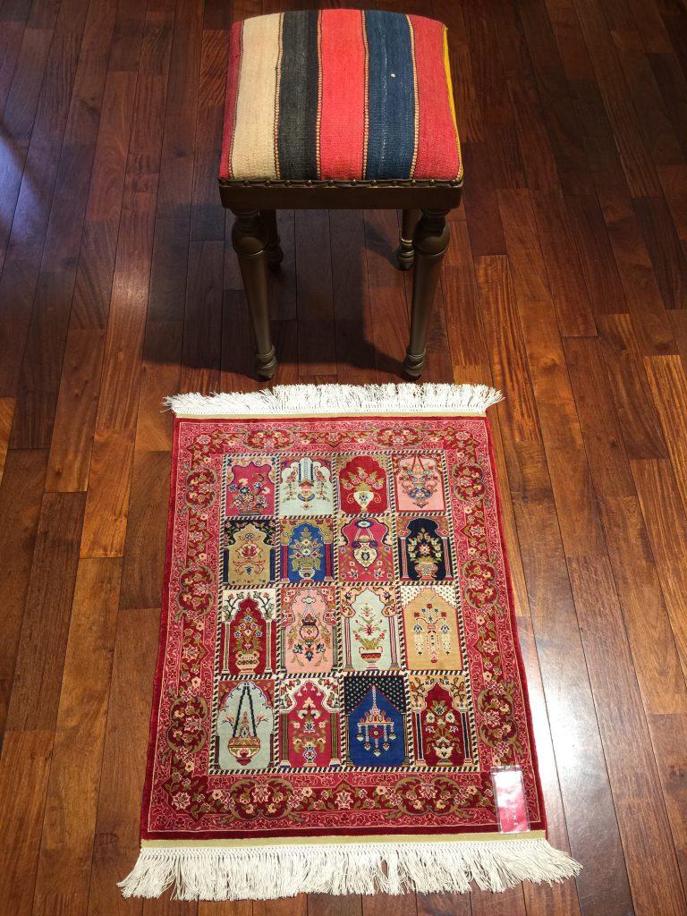 トルコ,シルク,家具,敷物