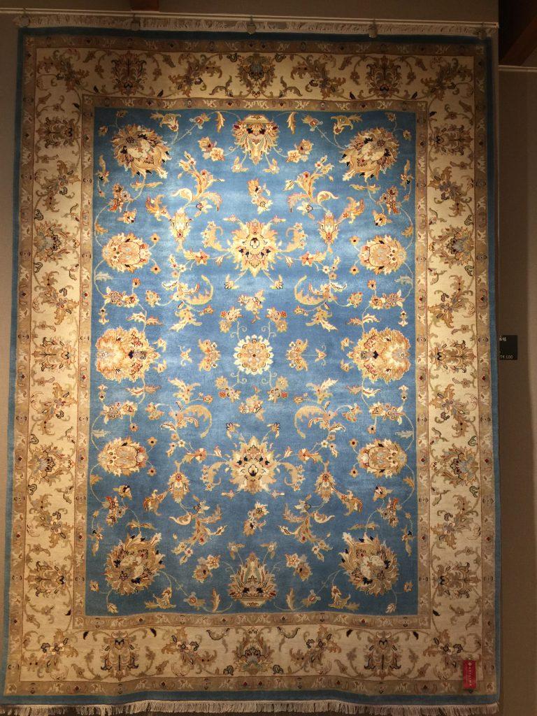 アートライン絨毯 242×177㎝